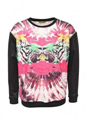 Свитшот Versace Jeans. Цвет: разноцветный