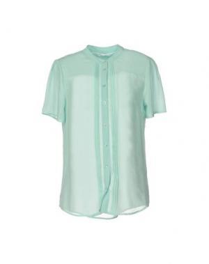 Pубашка ANONYME DESIGNERS. Цвет: светло-зеленый