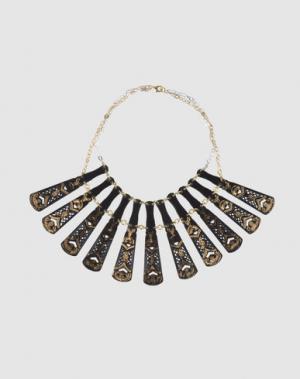 Ожерелье CARMINA CAMPUS. Цвет: черный