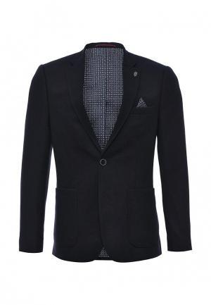 Пиджак Burton Menswear London. Цвет: синий