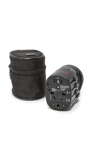 Electric Grounded Travel Adapter Tumi