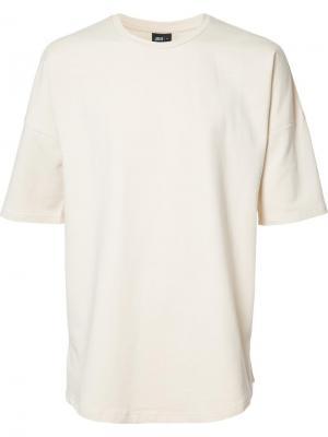 Базовая футболка Publish. Цвет: телесный