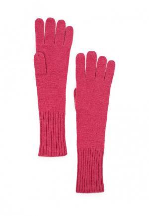 Перчатки Zaroo Cashmere. Цвет: розовый