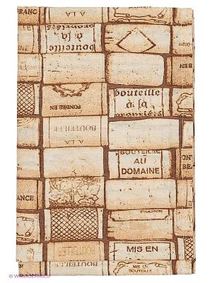 Дорожка Domane 40х180 см T&I. Цвет: бежевый