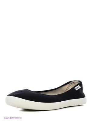 Обувь повседневная женская DOMINO. Цвет: черный