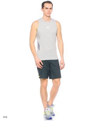 Шорты Terrex Agravic Shorts Adidas. Цвет: темно-серый, желтый