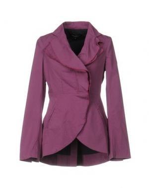 Пиджак ADELE FADO. Цвет: светло-фиолетовый