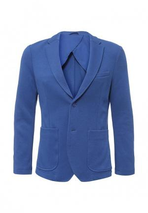 Пиджак United Colors of Benetton. Цвет: синий