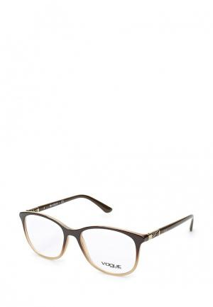 Оправа Vogue® Eyewear. Цвет: коричневый