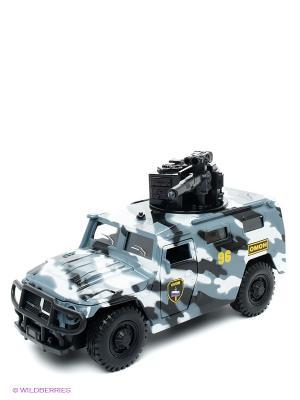 Машина Технопарк. Цвет: серый, темно-серый