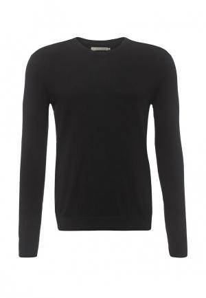Пуловер Celio. Цвет: черный