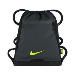 Спортивная сумка  Alpha Adapt Nike. Цвет: зеленый