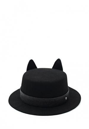 Шляпа Karl Lagerfeld. Цвет: черный