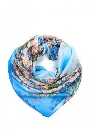 Палантин Sophie Ramage. Цвет: голубой