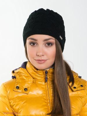 Шапка Viking caps&gloves. Цвет: черный