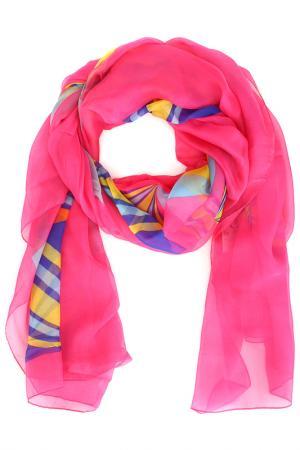 Платок-парео Blu Style. Цвет: розовый