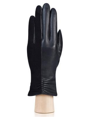 Перчатки Labbra. Цвет: черный