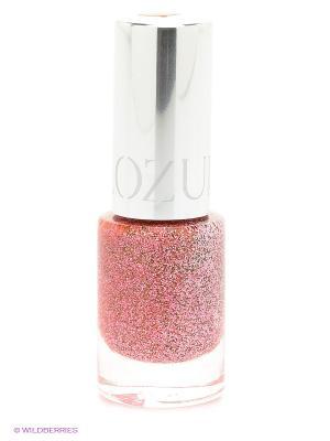 Лак для ногтей Гламур (Икорный), тон  68 YLLOZURE. Цвет: розовый, серебристый