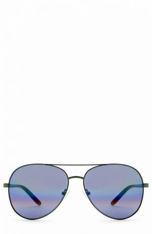 Солнцезащитные очки Matthew Williamson. Цвет: бесцветный