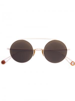 Солнцезащитные очки Voses Champagne Ahlem. Цвет: металлический