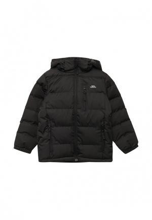 Куртка утепленная Trespass. Цвет: черный