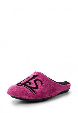 Тапочки Costa. Цвет: розовый