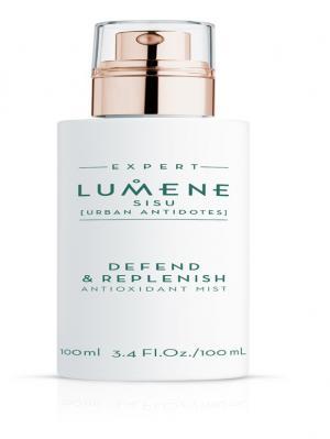 Lumene Восстанавливающая и защищающая дымка для лица Sisu, 100 мл. Цвет: белый