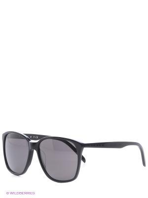 Очки солнцезащитные SY 597 01 Sisley. Цвет: черный