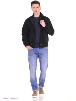 Куртка PEPE JEANS LONDON. Цвет: темно-синий