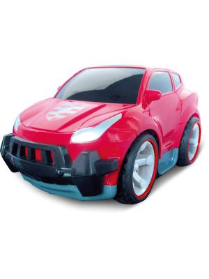 Машинка инерционная Спорткар Blue Sea. Цвет: красный,белый