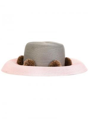 Шляпа Saturn  for 711 Eshvi. Цвет: серый