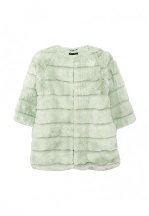 Пальто Sisley. Цвет: мятный