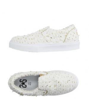 Низкие кеды и кроссовки 2STAR. Цвет: белый