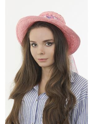 Шляпа Happy Charms Family. Цвет: розовый, белый, голубой