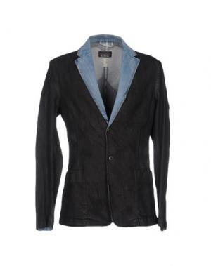 Пиджак RA-RE. Цвет: черный