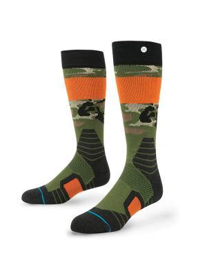 Носки дет LEGENDS KIDS (FW17) Stance. Цвет: зеленый, оливковый