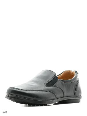 Туфли Алми. Цвет: черный