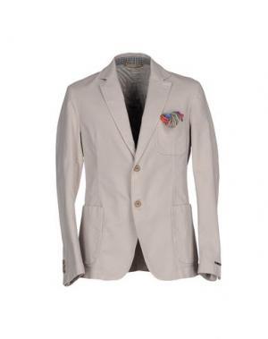 Пиджак TELERIA ZED. Цвет: бежевый