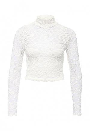 Топ Edge Clothing. Цвет: белый