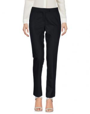 Повседневные брюки EMME by MARELLA. Цвет: черный
