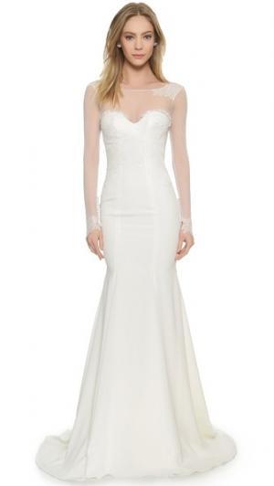 Вечернее платье Verona Katie May. Цвет: золотой