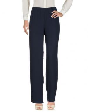 Повседневные брюки WEILL. Цвет: темно-синий