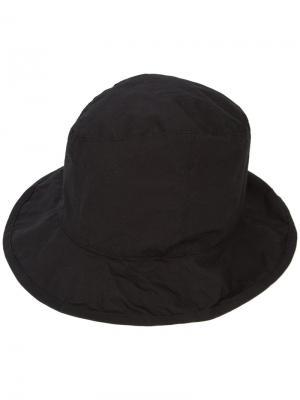 Simple bucket hat Kijima Takayuki. Цвет: чёрный