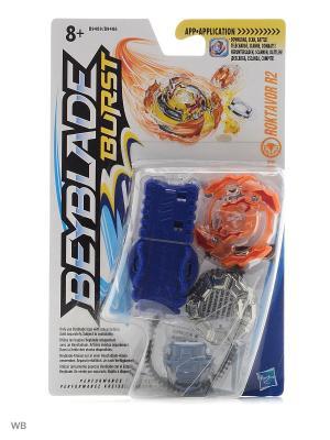 Бейблэйд: Волчок с пусковым устройством Hasbro. Цвет: оранжевый