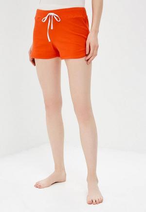 Шорты домашние Modis. Цвет: оранжевый