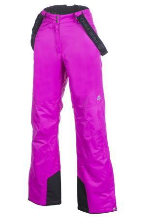 Брюки Alpine Pro. Цвет: pink
