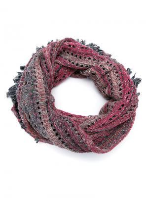 Knit scarf Cecilia Prado. Цвет: многоцветный
