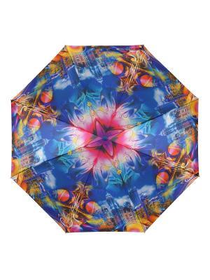 Зонт DINIYA. Цвет: синий