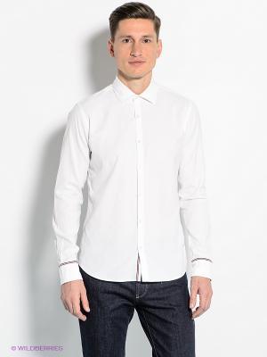 Рубашка Marina Yachting. Цвет: белый