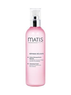 Крем питательный очищающий Matis. Цвет: розовый